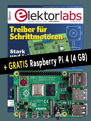 Cyber Week 2019: GOLD-Mitgliedschaft zum Top-Preis + gratis Raspberry Pi 4 (4 GB)