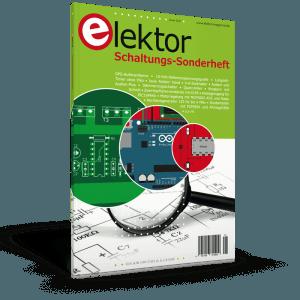 NEU am Kiosk: Elektor Schaltungs-Sonderheft 2020