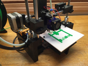 3D-Drucker BuildOne. Bild: Kickstarter / Robotic Industries LLC