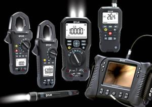 Nouvelle ligne d'outils FLIR de test et mesure électrique