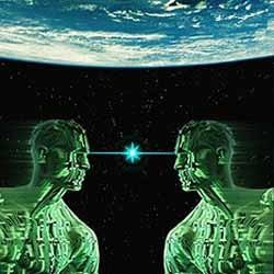 Transmission de pensée par Internet