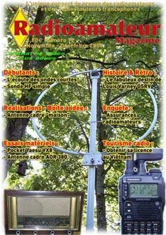 RadioAmateur Magazine redevient mensuel