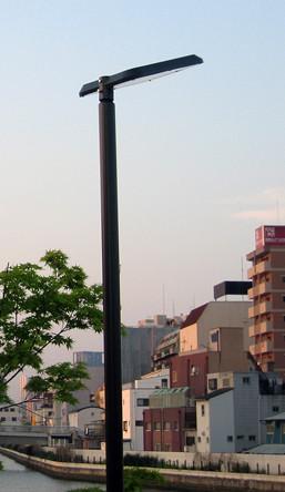 Vienne, Osaka, Abu Dhabi : banalisation de l'éclairage public à LED de puissance