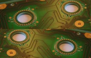 Piézomoteurs à graver sur circuit imprimé