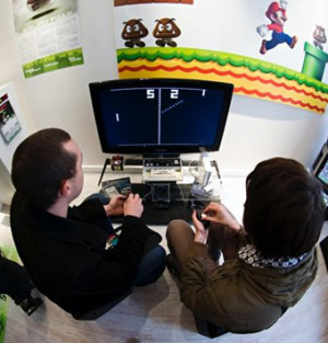 Exposition gratuite Retrogaming