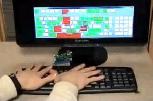 Un nouveau clavier, mécanique et tactile à la fois