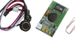 Module de reconnaissance vocale pour microcontrôleur