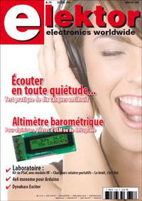 Le numéro d'octobre d'Elektor en kiosque