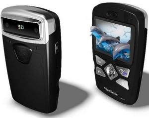 Caméra 3D de poche