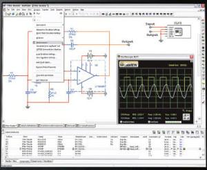 Multisim : nouvelle version du logiciel de simulation de circuits électroniques
