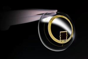 Capteur MEMS pour combattre le glaucome