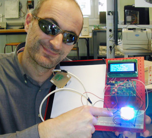 ATM18 avec vue sur le lac : lunettes de soleil obligatoires !