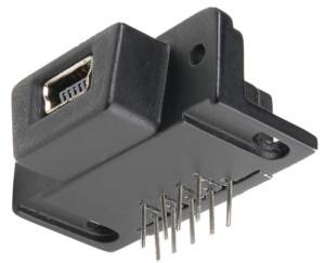 Module USB 2.0 pour remplacer le bon vieux connecteur DB9 RS232