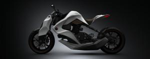 Moto hybride