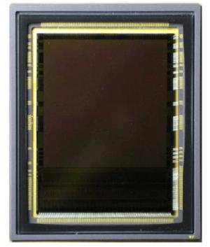Capteur d'image à 25 mégapixels