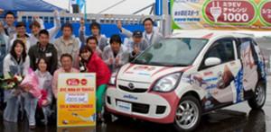 Plus de 1000 km d'autonomie pour une voiture électrique
