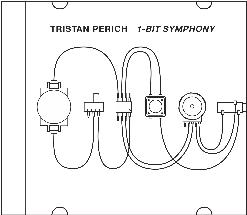«1-Bit Symphony » : mini synthé dans un boîtier de CD