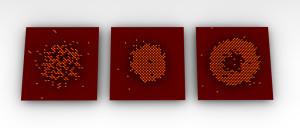 Registre à bits quantiques : pour voir des atomes !