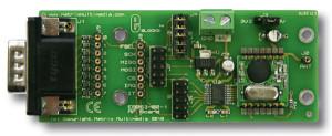 Nouveau module de communication à distance par radiofréquences