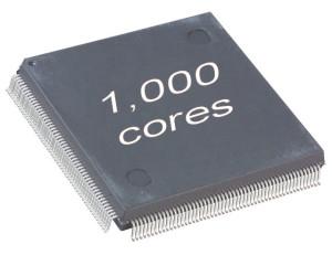Un processeur à 1000 coeurs !