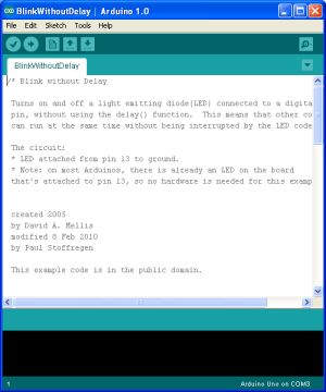 Arduino quitte la phase alpha !