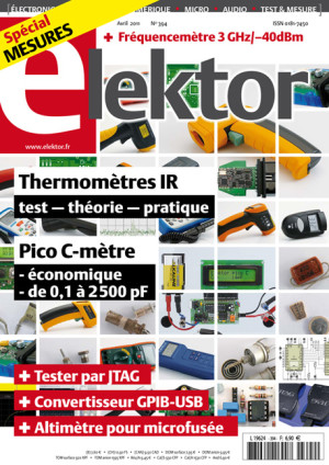 Elektor | avril 2011 : la mesure