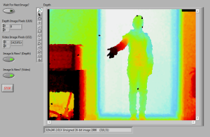 Android, Kinect, Arduino et LabVIEW