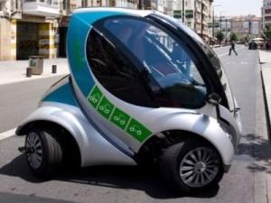 Hiriko, voiture électrique et pliable !