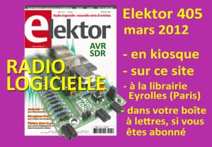 Le nouveau numéro d'Elektor est en kiosque