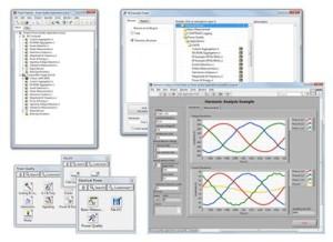 LabVIEW Electrical Power pour les applications de surveillance de l'électricité