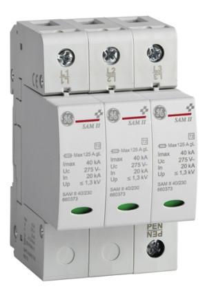 Parafoudres pour installations électriques résidentielles, tertiaires ou industrielles