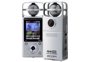 Images et sons HD font bon ménage chez Zoom