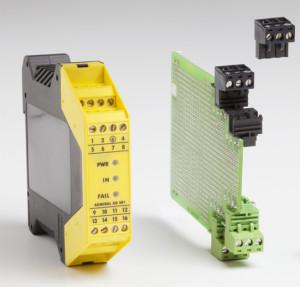 Connecteurs à insertion orthogonale