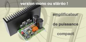 Nouvel ampli de puissance Elektor en kit