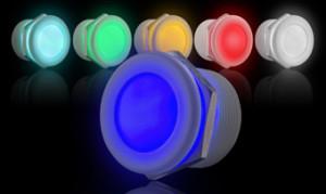 Nouveaux boutons poussoirs pour milieux humides