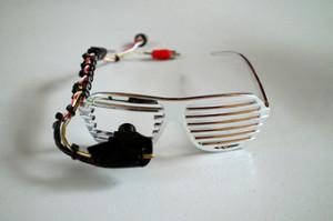 Des lunettes pour dessiner