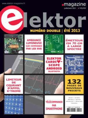 Le numéro d'été d'Elektor est paru !