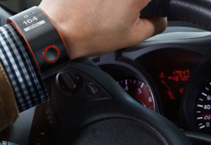 Nismo, la smartwatch  connectée de Nissan