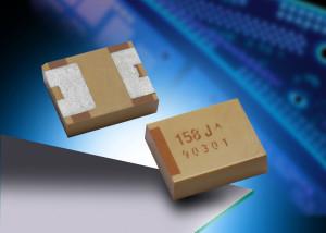Nouveaux condensateurs polymère miniatures au tantale