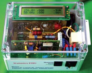 Wattmètre en suspens