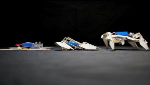 Un robot qui s'assemble tout seul