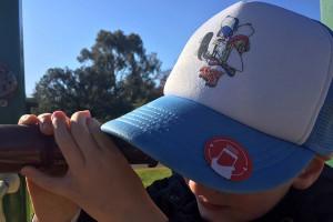 La casquette connectée pour retrouver les enfants égarés