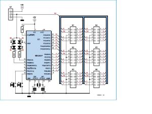 Projet n° 4 Horloge à LED avec AVR