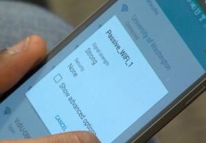Wi-Fi passif : 10000 x moins gourmand