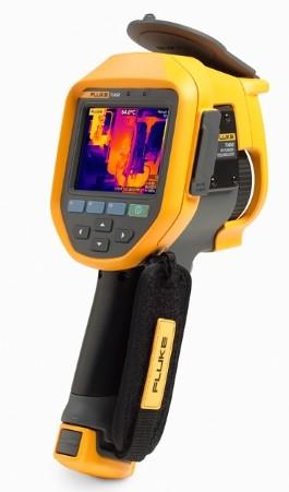 La caméra thermique Ti450 de Fluke.