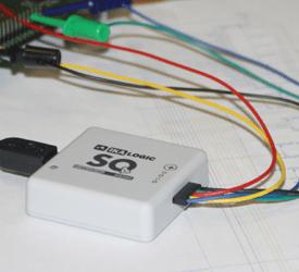 Analyseurs logiques et générateurs de signaux ScanaQuad