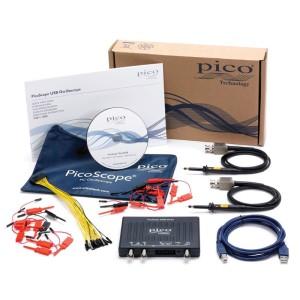 Banc d'essai : oscilloscope USB PicoScope 2208B MSO