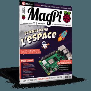 Raspberry Pi 4 dans MagPi n°10 (sept.-oct. 2019)