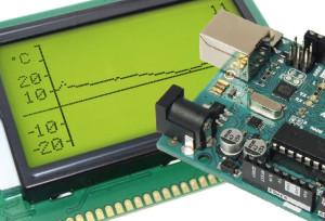 Article gratuit : enregistreur de température avec Arduino Nano