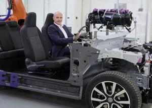 Volkswagen investit 44 milliards d'euros dans la voiture électrique du futur